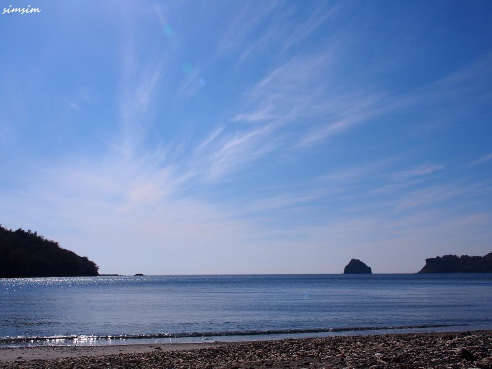 父島KANAMEビーチ