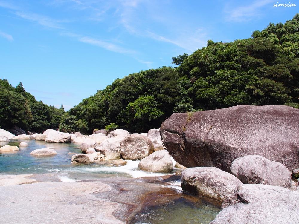屋久島横河渓谷