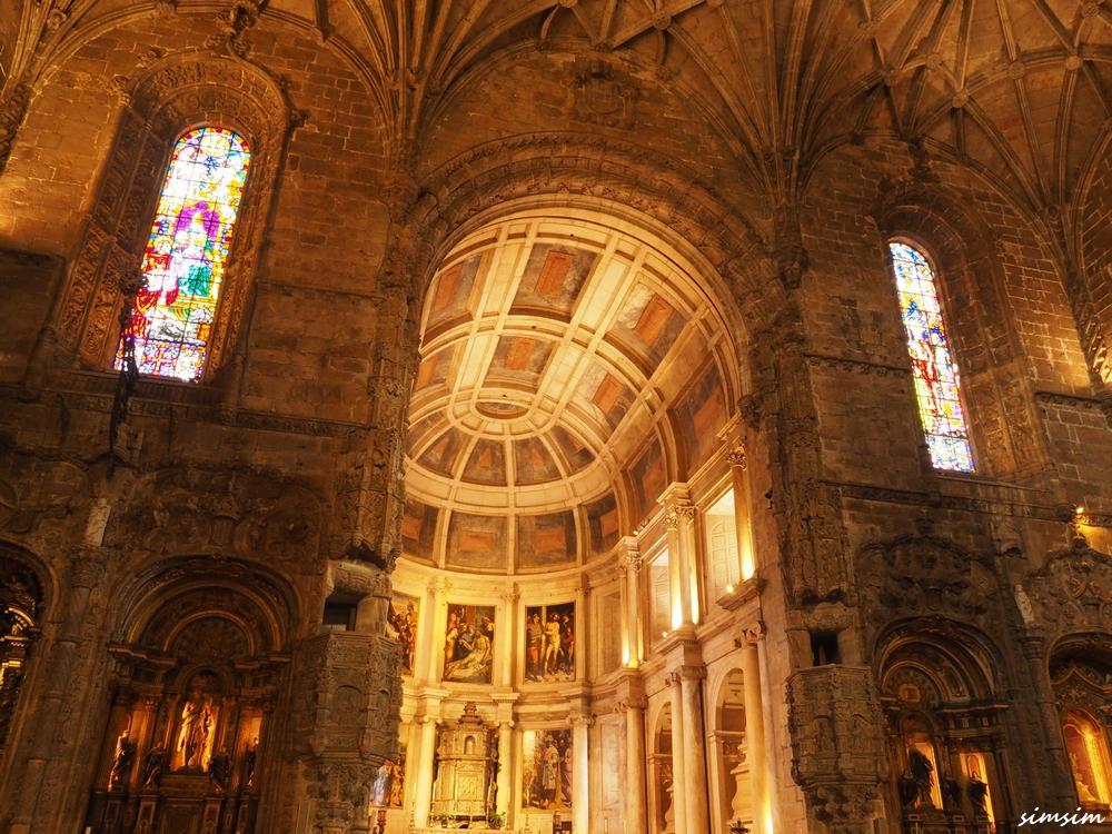 ポルトガルサンタマリア教会
