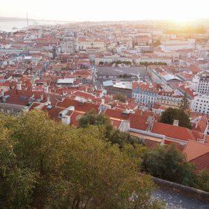 ポルトガルサンジョルジェ城
