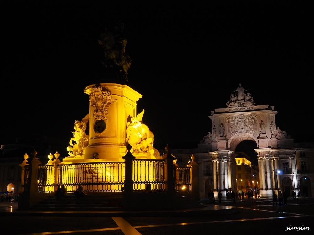 ポルトガルコメルシオ広場
