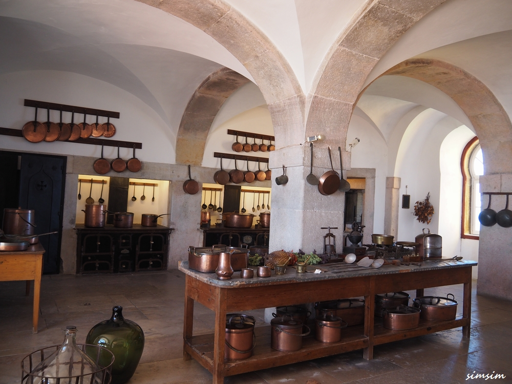 ポルトガルペーナ宮殿
