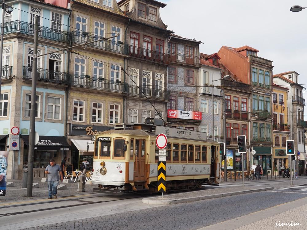 ポルトガル ポルト 路面電車