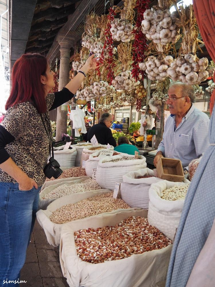 ポルトガル ポルト ボリャン市場