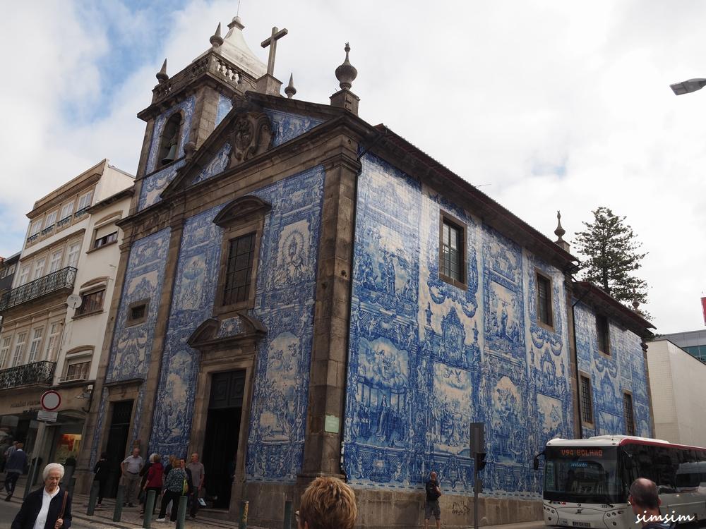ポルトガル ポルト 教会