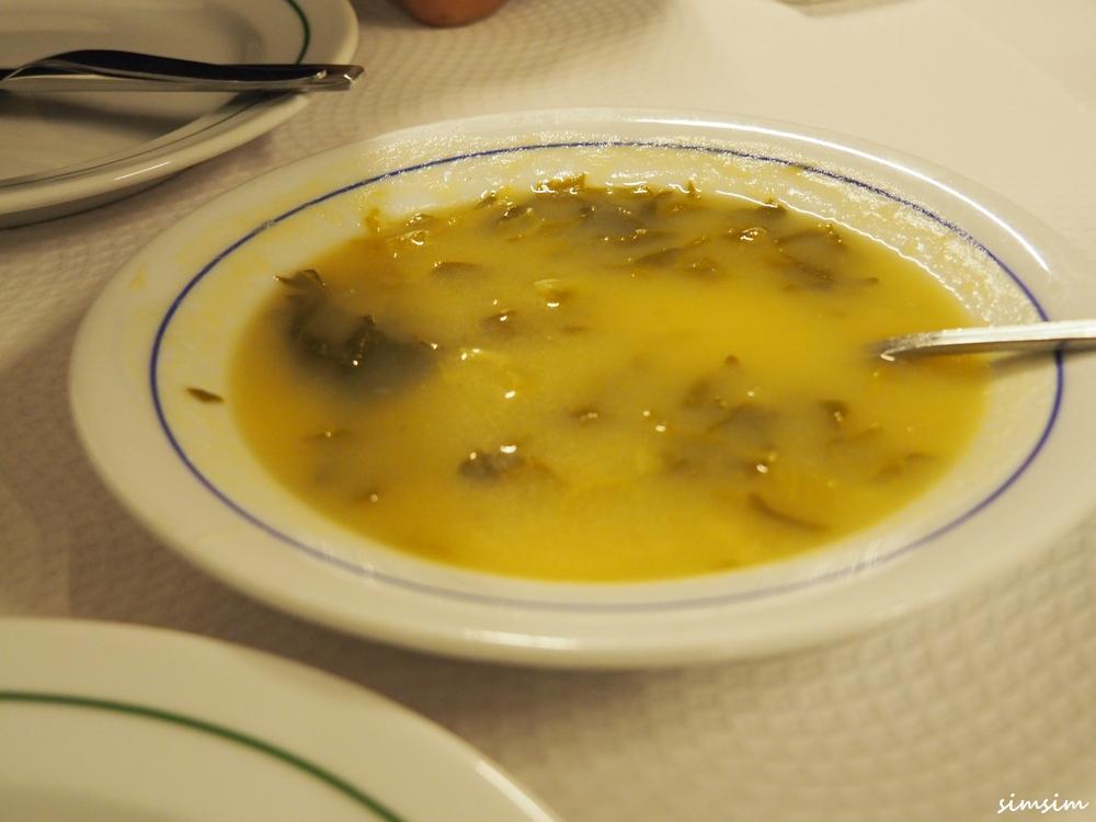 ポルトガル スープ