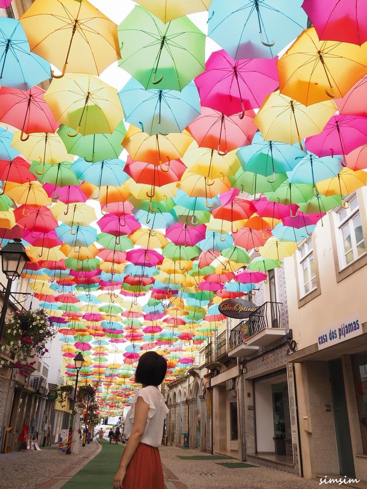ポルトガル アゲダ