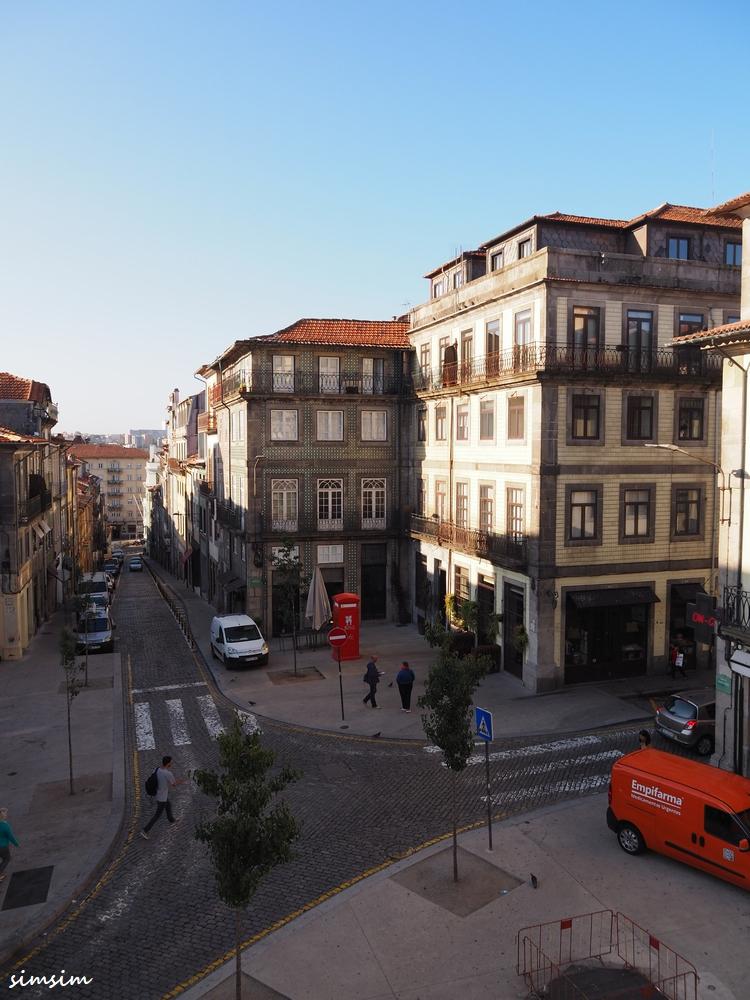 ポルトガル ポルト街並み