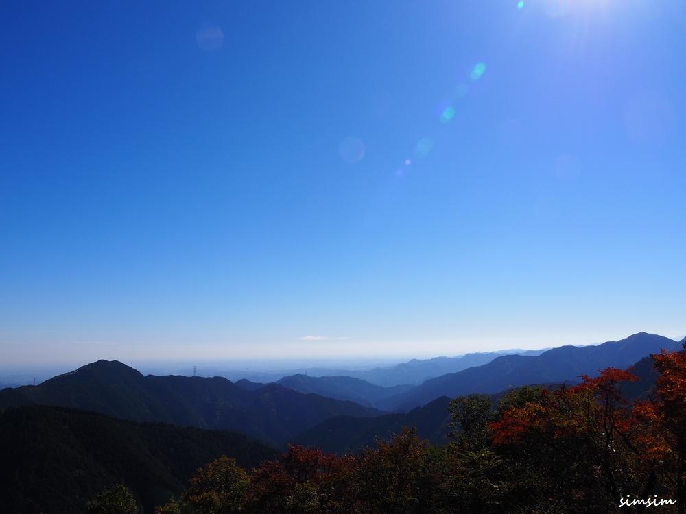 奥多摩御岳山