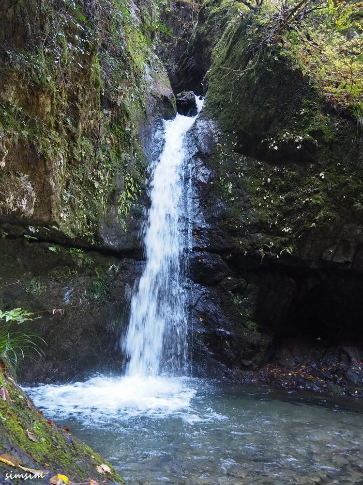 奥多摩七代の滝