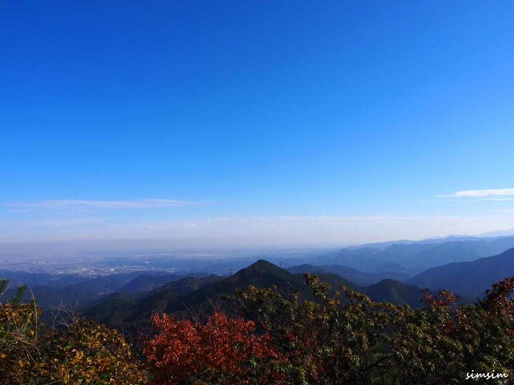 奥多摩日の出山