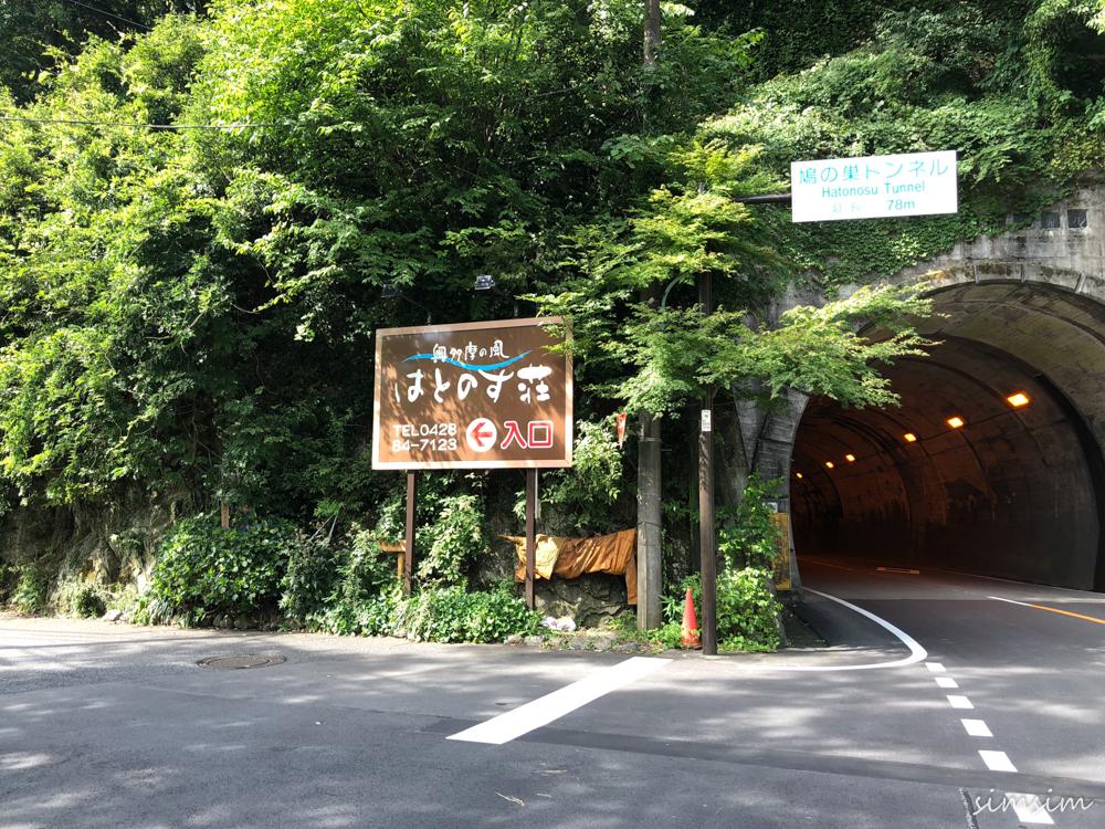 奥多摩鳩ノ巣渓谷