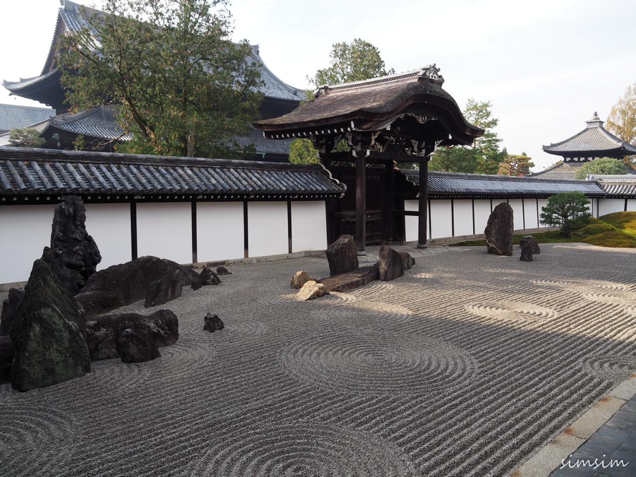 京都東福寺紅葉