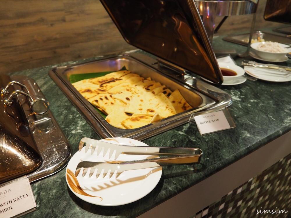 ラマダカトナヤケ朝食