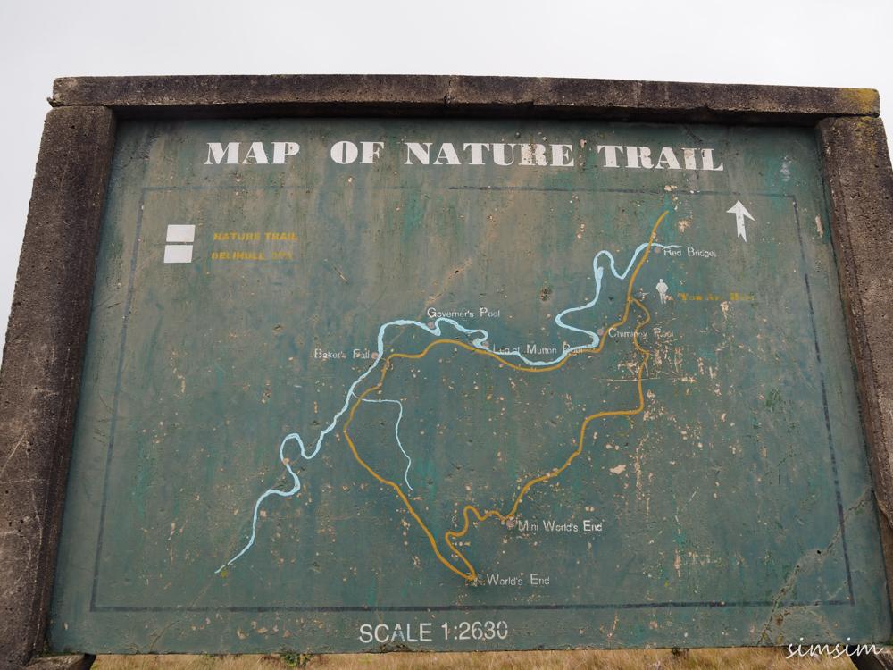 スリランカ旅行ホートンプレインズ国立公園