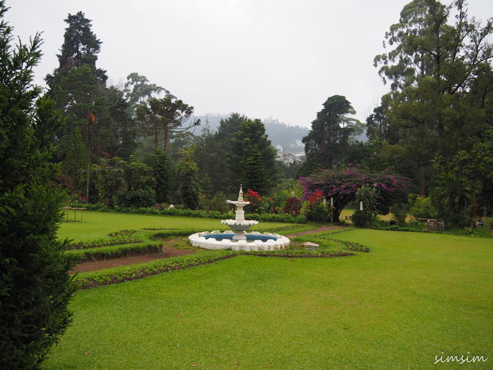 スリランカ旅行ビクトリアパーク