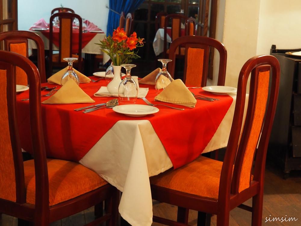 スリランカ旅行シーバンクホテル