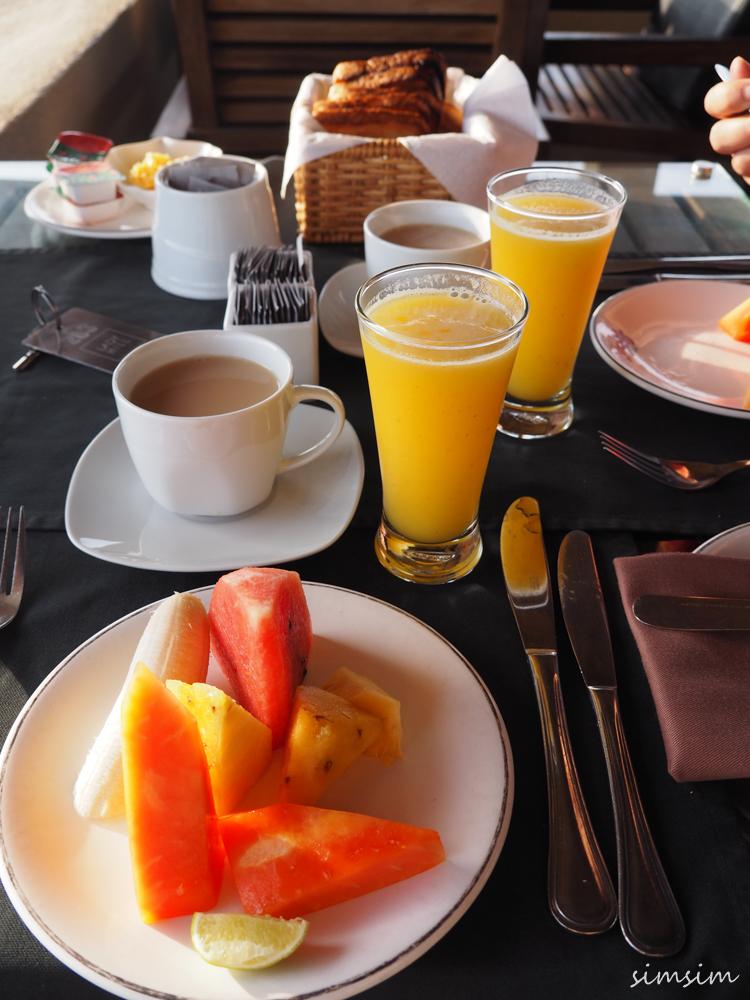 スリランカ旅行レディーヒルホテル