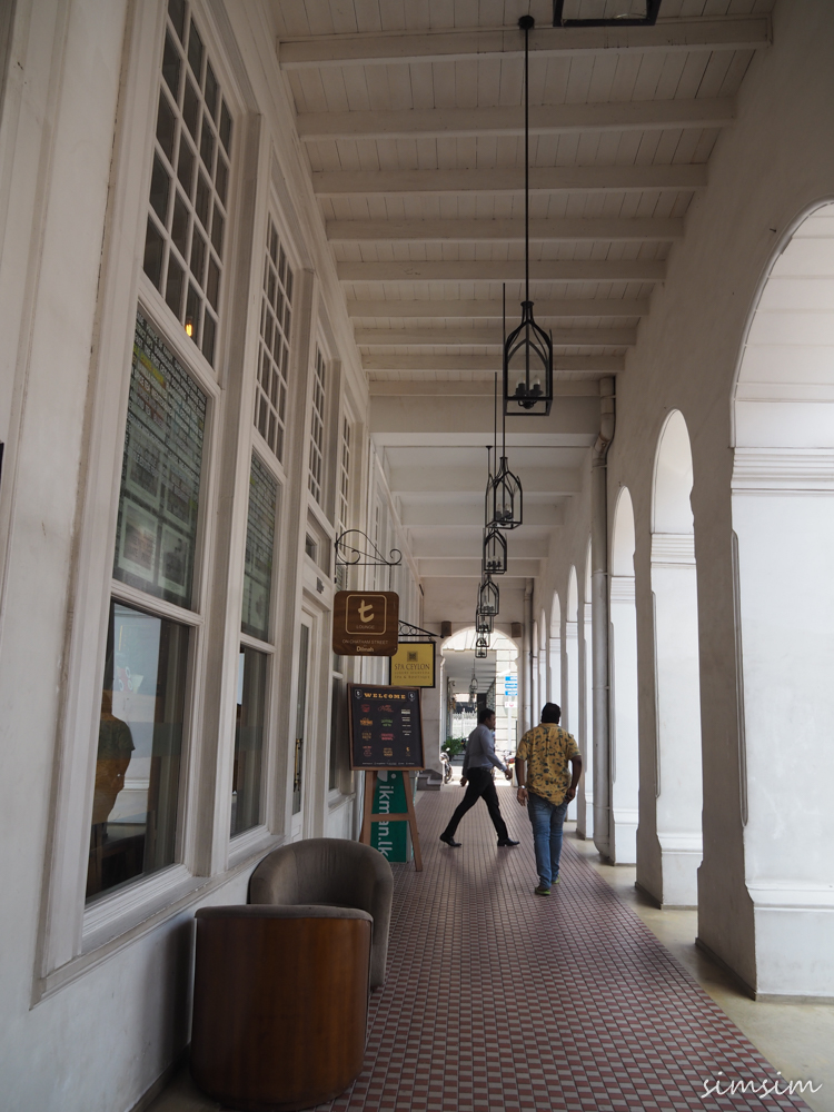スリランカ旅行ザティーラウンジバイディルマ