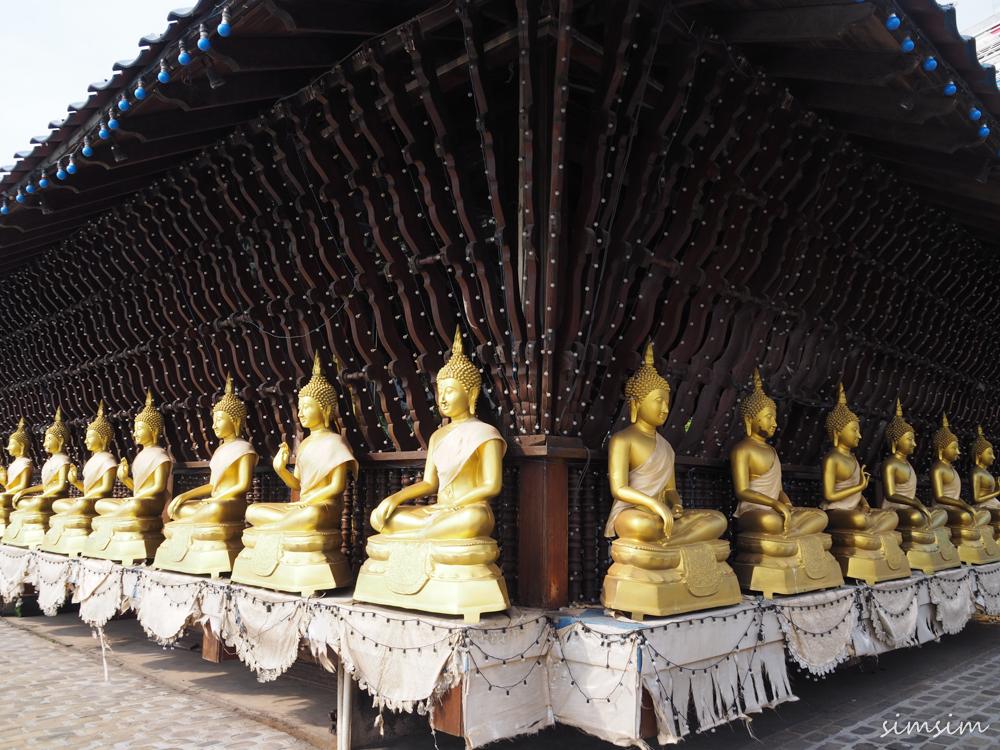 スリランカ旅行シーママラカヤ寺院