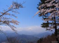 百蔵山~扇山