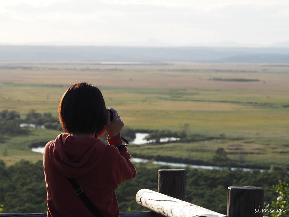 釧路湿原細岡展望台
