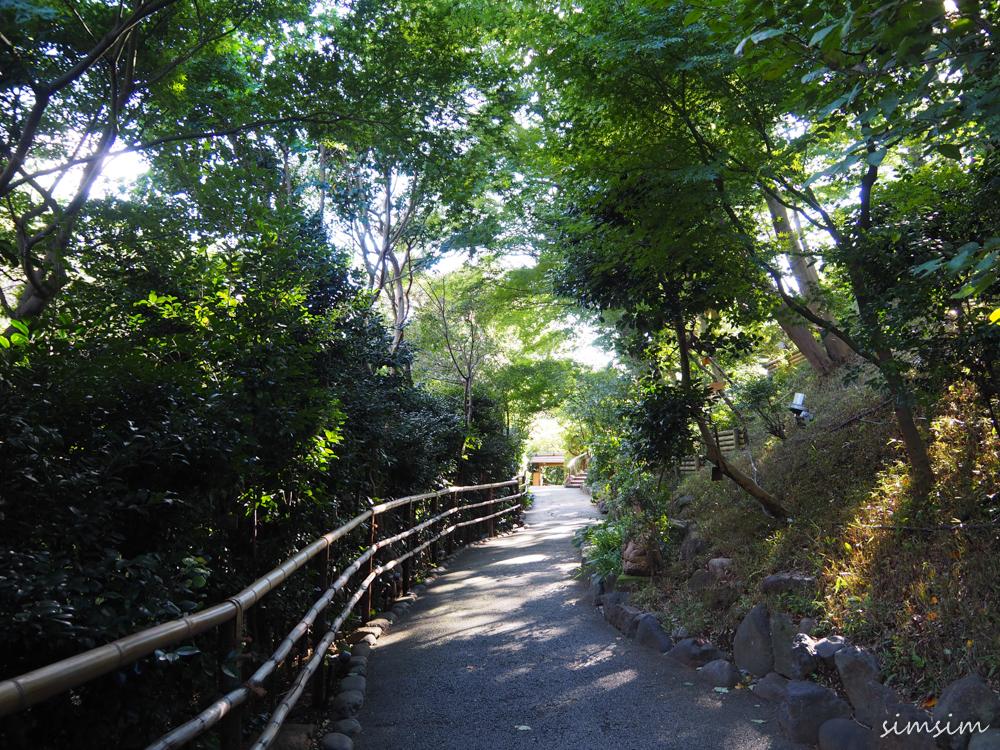 椿山荘アフタヌーンティー