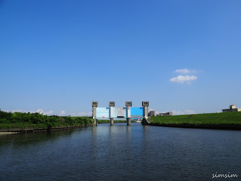 旧岩淵水門