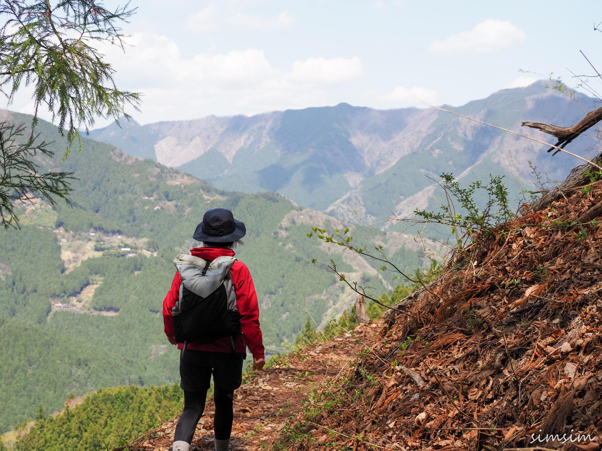 浅間嶺ハイキング